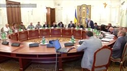 Порошенко про нову Воєнну доктрину та санкції ЄС