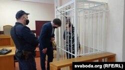 Аляксандар Нурдзінаў у судзе