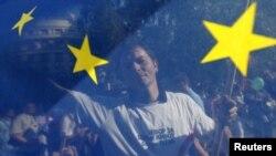 Nga një tubim parazgjedhor në Serbi
