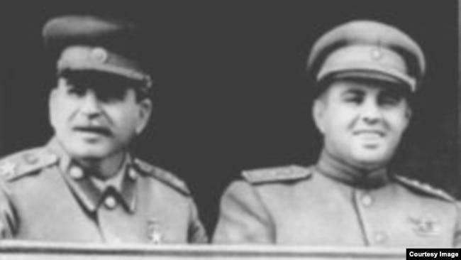 Joseph Stalini dhe Enver Hoxha