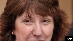 Catherine Ashton: '4 hats'