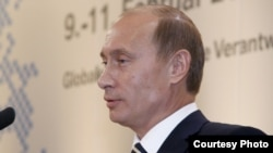Российский президент постарался избавить свою речь от политеса и дипломатических штампов