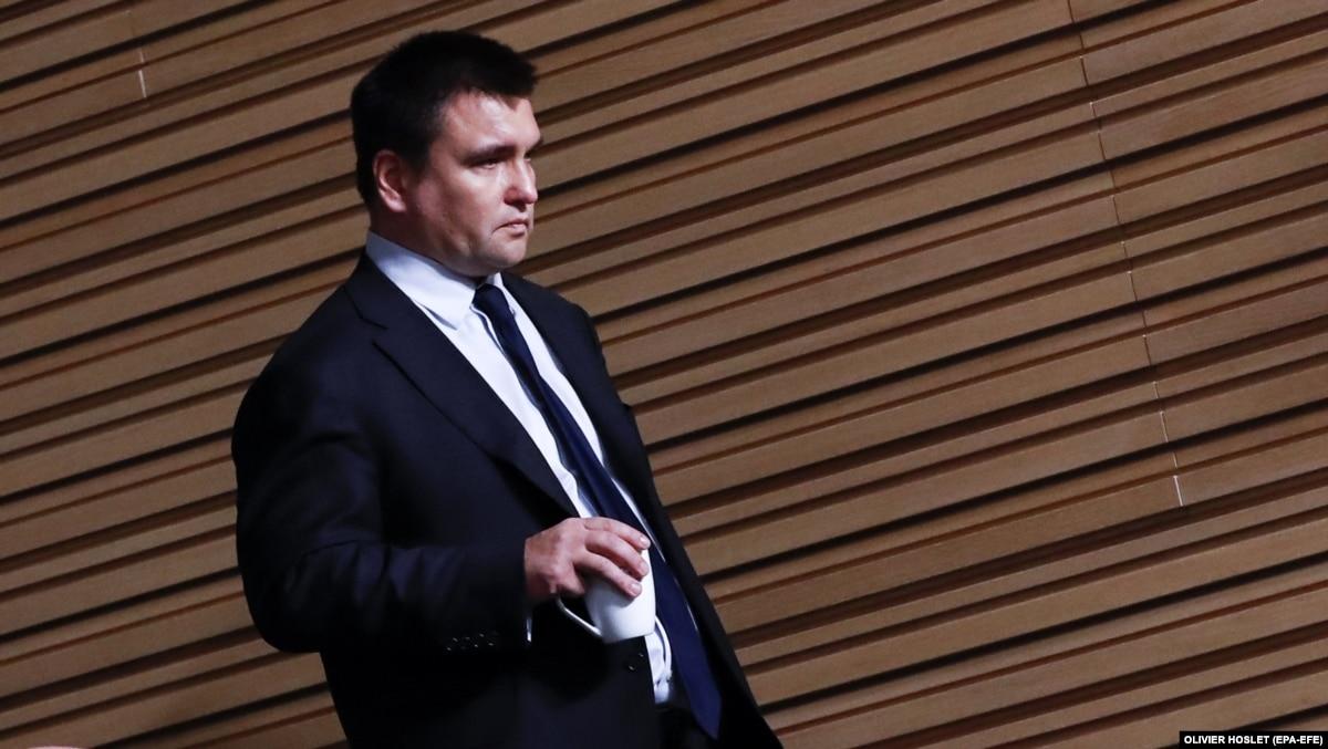 Возвращение России в ПАСЕ не означает освобождения украинских пленников – Климкин