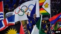 Закрытие Олимпиады в Рио-де-Жанейро