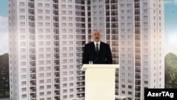 İlham Əliyevin iştirakı ilə jurnalistlər üçün tikilmiş ikinci binanın açılış mərasimi keçirilib