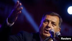 Izjave bez posljedica po poziciju: Milorad Dodik