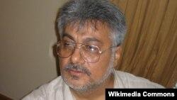 Иранский журналист Исса Сахархиз, управляющий директор запрещенного в Иране издания «Афтаб».