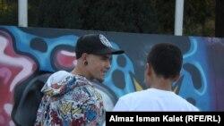 """Фестиваль молодежных субкультур «Street Fest-2"""", Бишкек, 14 октября 2012 года."""