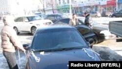 """Акция """"Белые улицы"""" в Ульяновске"""