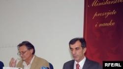 Milenko Perović i Steten Škuletić, Foto: Savo Prelević