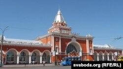 Чарнігаўскі чыгуначны вакзал