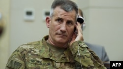 نیکولسن: بیش از ۷۰ درصد جنگجویان داعش در افغانستان اعضای سابق طالبان پاکستانی اند.