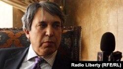 Աֆղանստան - Մահմուդ Քարզայը հարցազրույց է տալիս «Ազատություն» ռադիոկայանին, 24-ը հունվարի, 2013թ.