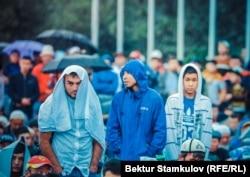 Курман айт. Бишкек. 21-август, 2018-жыл.