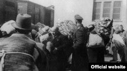 Высылка габрэяў у канцлягер Трэблінка на тэрыторыі Польшчы, сакавік 1943