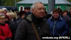 Генадзь Бердзянёў і прадпрымальнікі, архіўнае фота