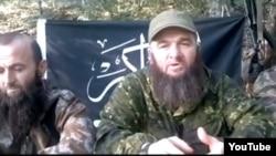Доку Умаров, один из лидеров северокавказских боевиков.