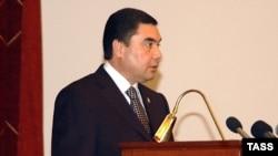 Гурмангулы Бердымухаммедов стал «выездным» лидером Туркменистана