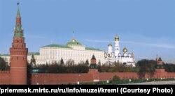 Оьрсийчоь - Кремл