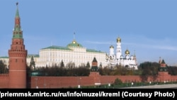 Мәскеу Кремлі. (Көрнекі сурет)