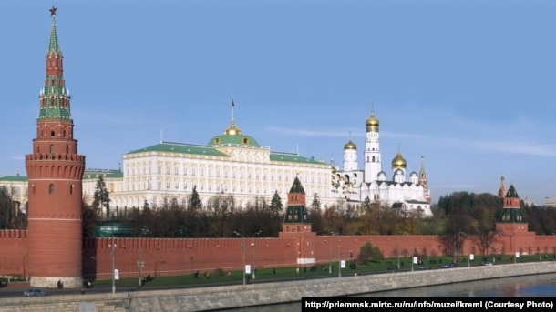 Rusiya, Kreml