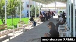 Türkmenistanyň Lebap welaýatynyň Migrasiýa gullugy, 25-nji sentýabr, 2012.