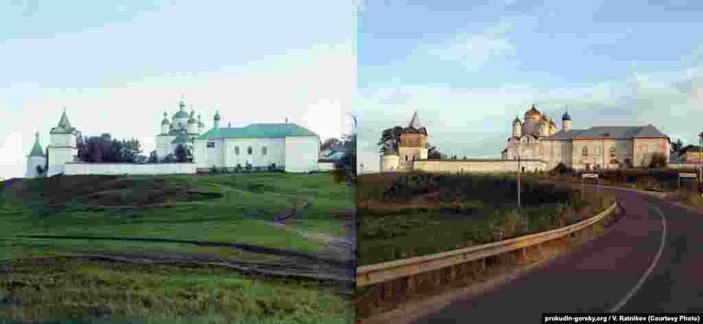 Ferapontov Monastery, near Mozhaisk, Russia. 1911/2010