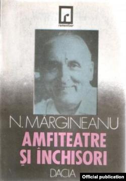 Ediția de memorii apărută la editura Dacia