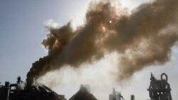 Skies Of Soot: Tajik Villagers Wheeze As Chinese Plant Spews Smoke