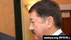 Бизнесмен, Қазақстан президентінің бұрынғы іс басқарушысы Болат Өтемұратов.