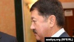 Булат Утемуратов, бизнесмен.