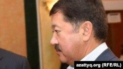 Бизнесмен Булат Утемуратов, бывший руководитель управления делами президента.