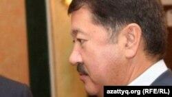 Қазақстан президентінің бұрынғы жеке іс басқарушысы Болат Өтемұратов. Алматы, 12 қыркүйек 2010 жыл.