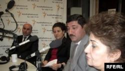 Şəmsəddin Əliyev, Xalisə Şahverdiyeva, Şahin Qocayev və Mehriban Zeynalova