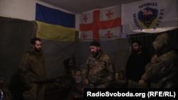 військовослужбовці «Грузинського легіону»