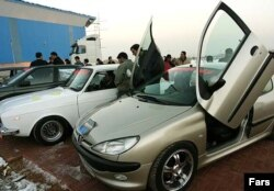 Many Iranians are lucky to afford domestically produced models, if anything.
