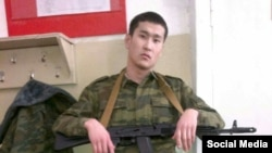 Дмитрий Батыров, погибший после избиения сотрудниками колонии в Элисте