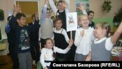 Дженнет Базарова, школа № 548, Москва