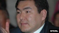 Айдар Акаев.
