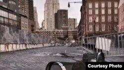 """Нью-Йорк после """"Сэнди"""", ноябрь 2012 года"""