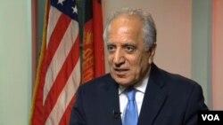 داکتر زلمی خلیلزاد سفیر سابق امریکا در کابل، عراق و سازمان ملل متحد