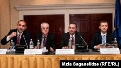Министерство культуры и охраны памятников Грузии приступило к работе над долгосрочной стратегией. Конференция под названием «Стратегия культуры: люди, процессы, приоритеты» прошла сегодня в гостинице «Тбилиси Марриот»