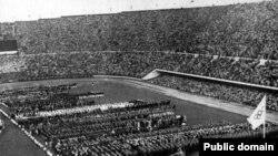 Олимпийские игры в Хельсинки 1952 года