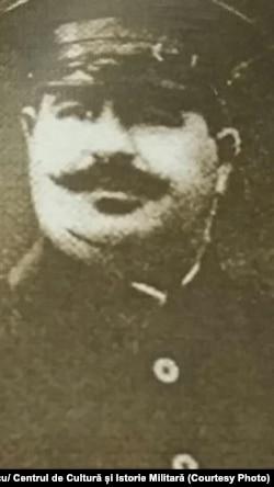 """Gh. Madan, redactorul ziarului """"Moldovanul"""""""