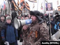 НОДның Башкортстан бүлекчәсе координаторы Дмитрий Морев