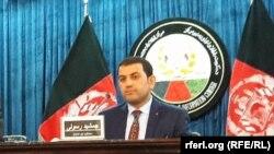 جمشید رسولی سخنگوی لوی سارنوالی افغانستان