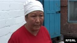 Гаухар Садыкова, житель поселка Еркин Алматинской области, 1 июня 2010 года.