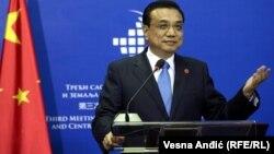 Премьер-министр Китая Ли Кэцян.
