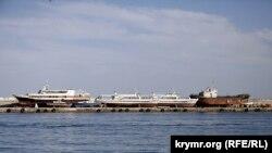 Ялта, порт