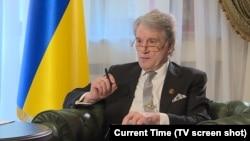 Бывший президент Украины Виктор Ющенко. 2019 год